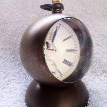 My 'DOXA' (?) clock from Poland - Clocks