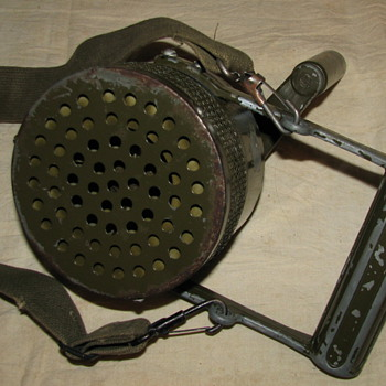 WWII Air Raid Siren - Military and Wartime