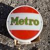 Metro Gas globe