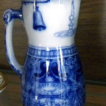 Old Pitcher - China and Dinnerware