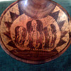 African Elephant  Bowl