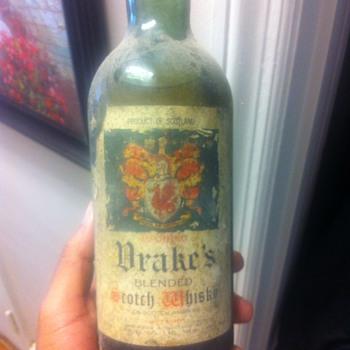 I found those old bottles