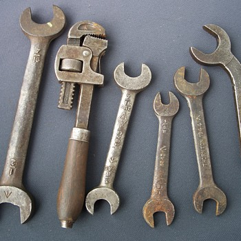 WW2 Spanners / wrenches