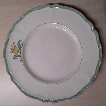 Old Staffordshire Johnson Bros England - unknown year and design name - China and Dinnerware