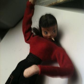 Klumpe doll from spain - Dolls