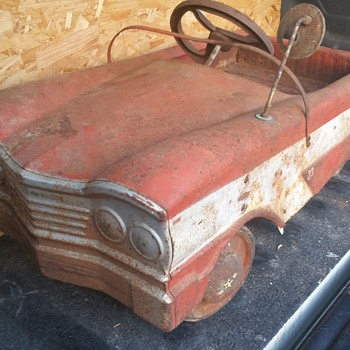 McCauley Mighty Mac pedal - Toys