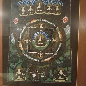 Buddhist painting - Fine Art