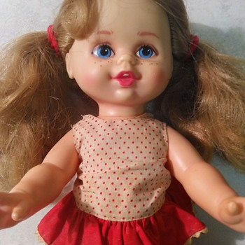 BUFFY TALKER DOLL 1967 - Dolls