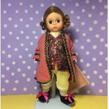 Vintage Madame Alexander Doll - Dolls