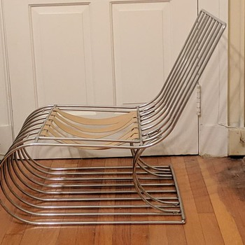 One of a kind chair - Furniture