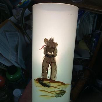 Light up your cowboy