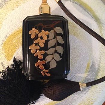 Marcel Franck PARIS Perfume Bottle Atomizer