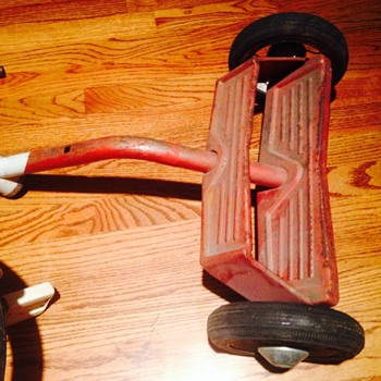 Tricycle restoration project