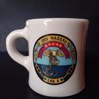 USS Nassau Victor mug - Kitchen