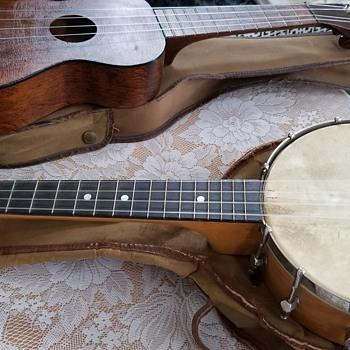 Slingerland maybell banjo - Musical Instruments