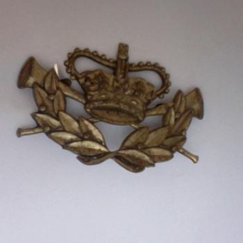 Manx Royal Mail Badge