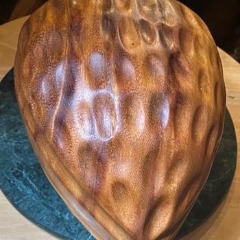 Very Large Walnut made from... Walnut!  Box - Furniture