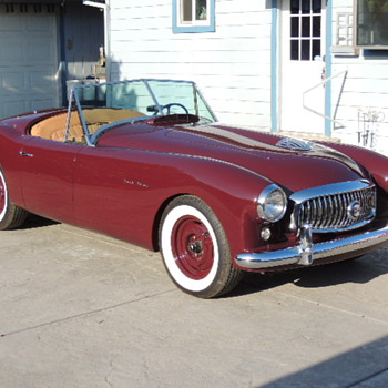 1951 NASH HEALEY UP DATE - Classic Cars