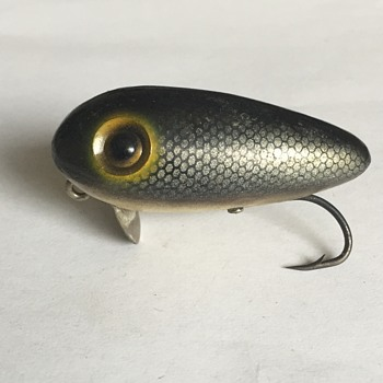 Vintage Fishing Lures Creek Chub Paw Paw ??