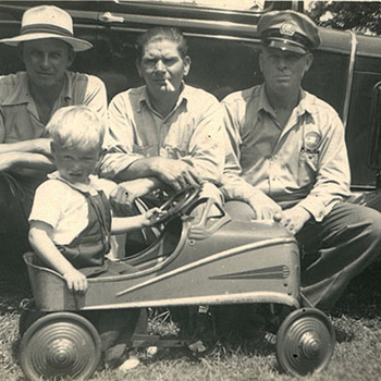 My first car 1943. - Toys
