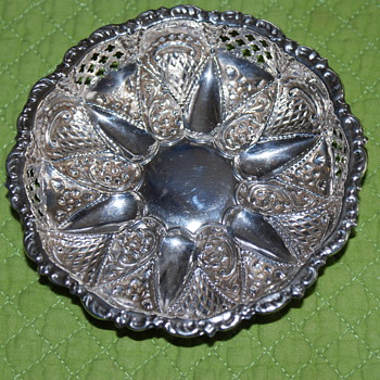 Sterling Silver Candy Dishes? - Silver