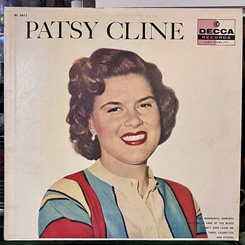 Patsy Cline - Records