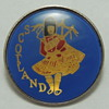Scotland Pin - Metal & Enamel