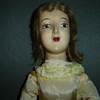 New for Halloween: Another ugly doll!!  - Dolls
