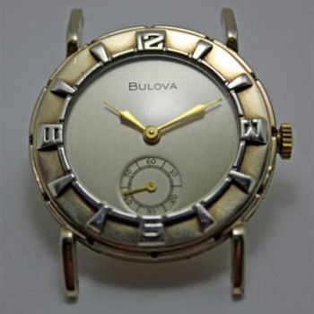 Unknown Bulova 1950's