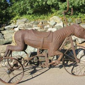 horse trycyle - Toys