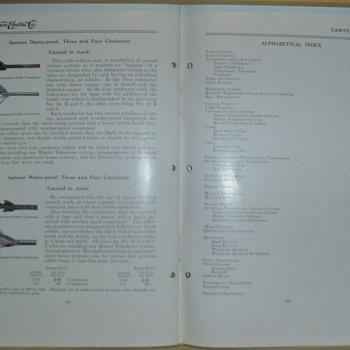 Samson Electric Co. Bulletin - Telephones
