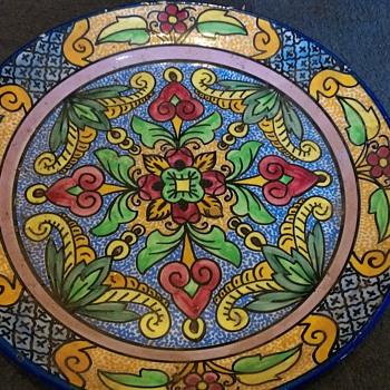 Espana charger - Pottery
