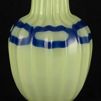 Steuben?  Stevens & Williams? Tiffany?  Other? - Art Glass