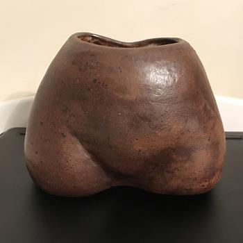 Female Lower Body Vase - Pottery