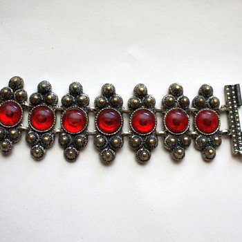 An interesting bracelet - Costume Jewelry