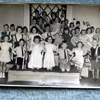 1954-birmingham-sladefield rd-school class. - Photographs