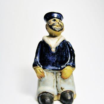 SAILOR FIGURINE  / TREMAR -UK  - Figurines
