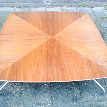 Vintage Design Coffee Table