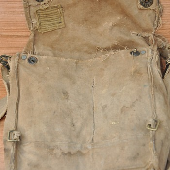 Help identify this bag - Military and Wartime