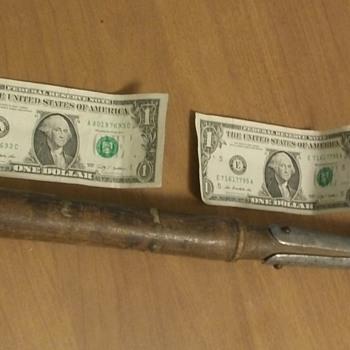 Antique Ship Scraper Rare C.Drew & Company - Tools and Hardware