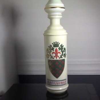 Old Fitzgerald Decanter