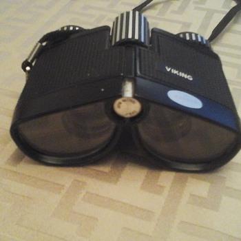 Viking 8 × 20 Japan made binoculars