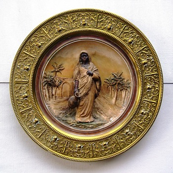 19th century souvenir. - Fine Art