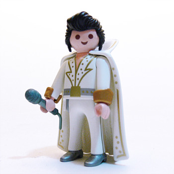 The King (Playmobil, 2011) - Toys