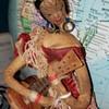 Spanish Flamenco doll, Unknown origin