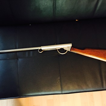 HM Quackenbush Model 10 Push Barrel.
