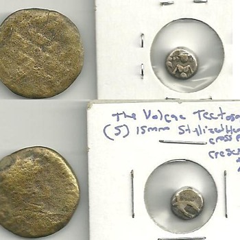 2 ancient Roman coins?