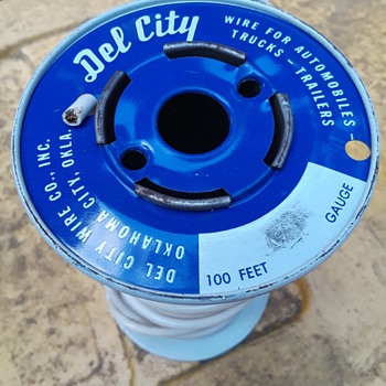 DEL CITY wire spool - Tools and Hardware