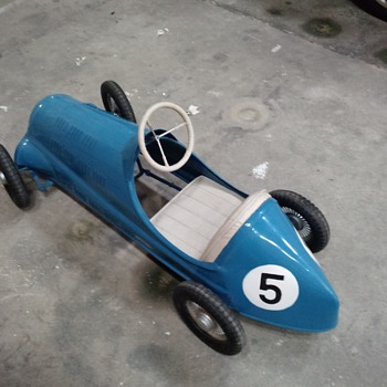 Alfa Romeo Pedal Car - Model Cars