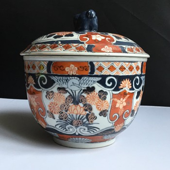Antique imari tureen? - Asian